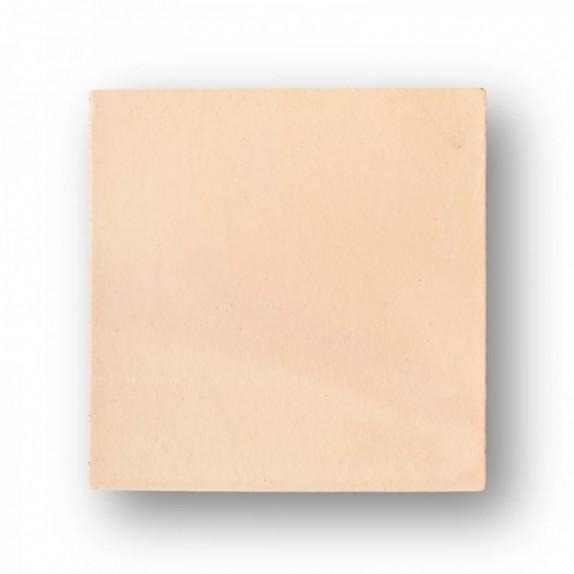 Tova de 24x24x2 cm aprox. semi-manual amarilla