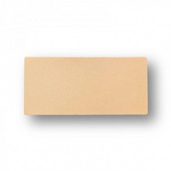 Rajol de 14x29x1,8 cm aprox. semi-manual amarillo