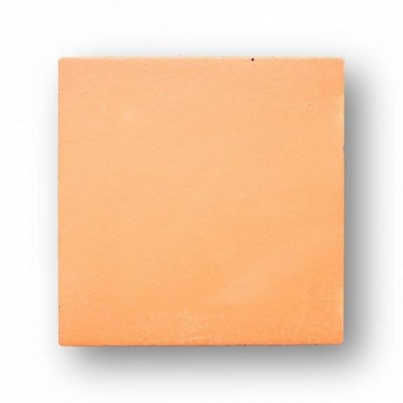 Tova de 32,5x32,5x2 cm aprox. Semi-manual roja