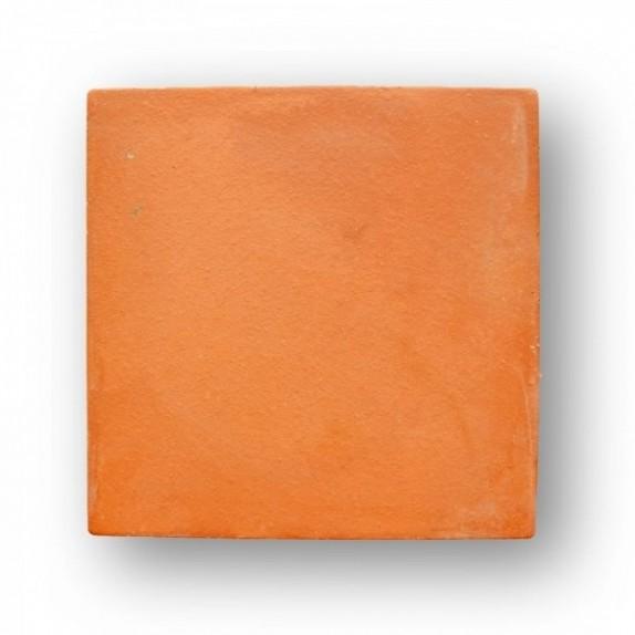 Tova de 29,5x29,5x2 cm aprox. Semi-manual roja