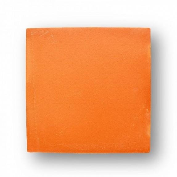 Tova de 34,5x34,5x2 cm aprox. Semi-manual roja