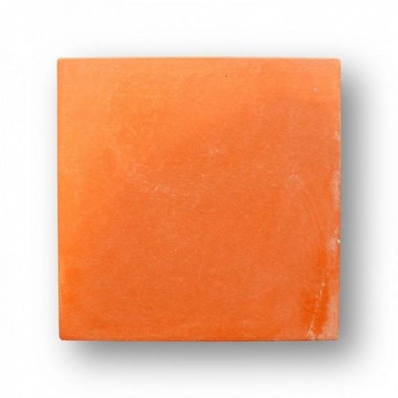 Tova de 39,5x39,5x2,5 cm aprox. Semi-manual rojo