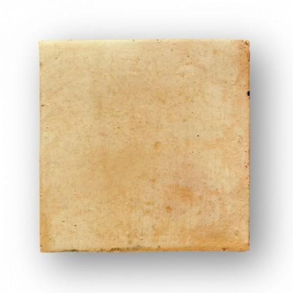Tova de 26x26x2 cm aprox. manual amarilla