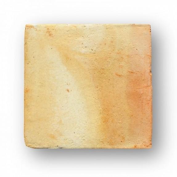 Tova de 40x40x3 cm aprox. manual blanca