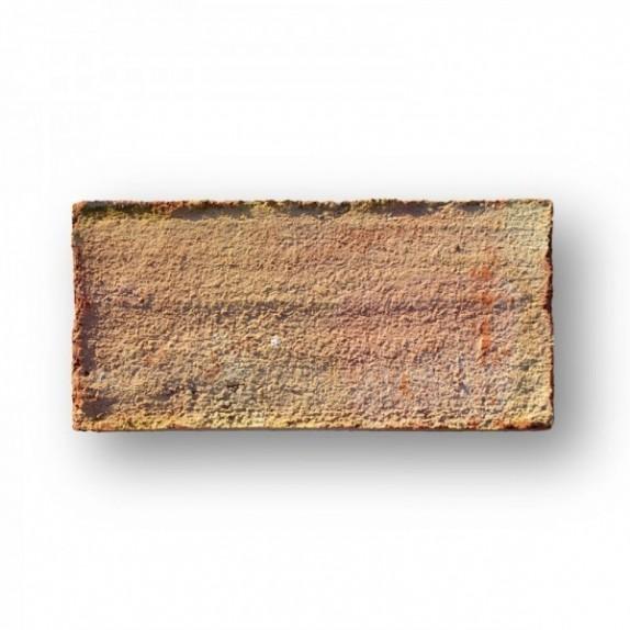 Ladrillo de 12x25x4,5 cm aprox. Manual rojo