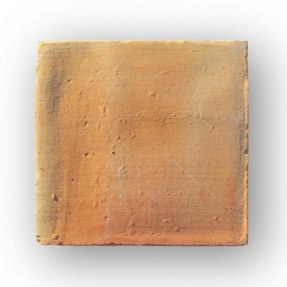 Tova de 10x10x1,2 cm aprox. Manual rosada