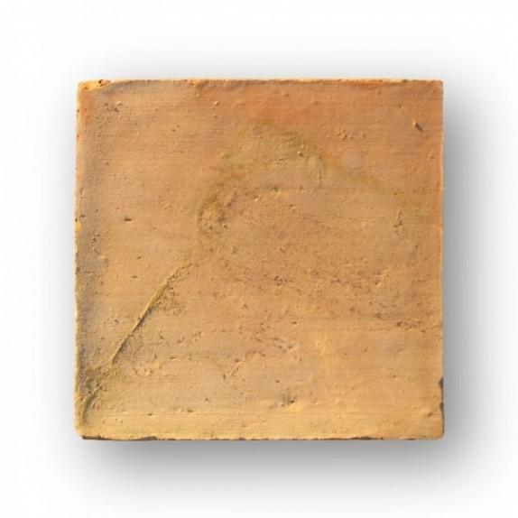 Tova de 15x15x1,2 cm aprox.manual rosada