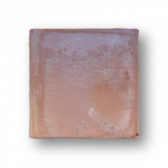 Tova de 25x25x1,5 cm aprox. Manual rosada