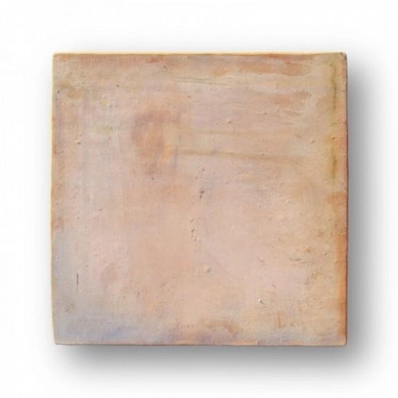 Tova de 50x50x3,5 cm aprox. Manual rosada