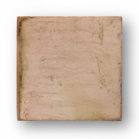 Tova de 41x41x2,5 cm aprox. Manual rosada