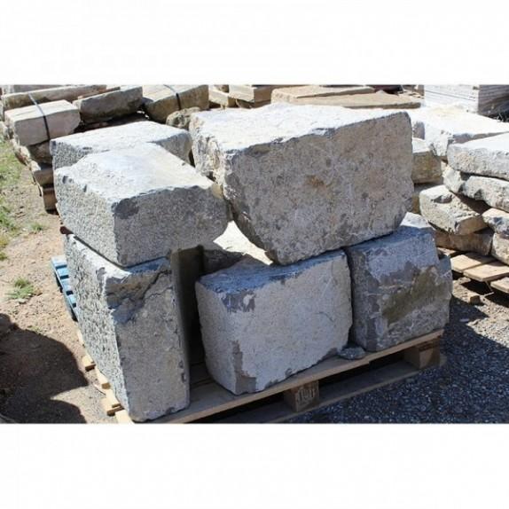 Bloques de piedra para pilares