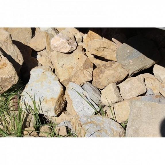 Piedra de derribo.