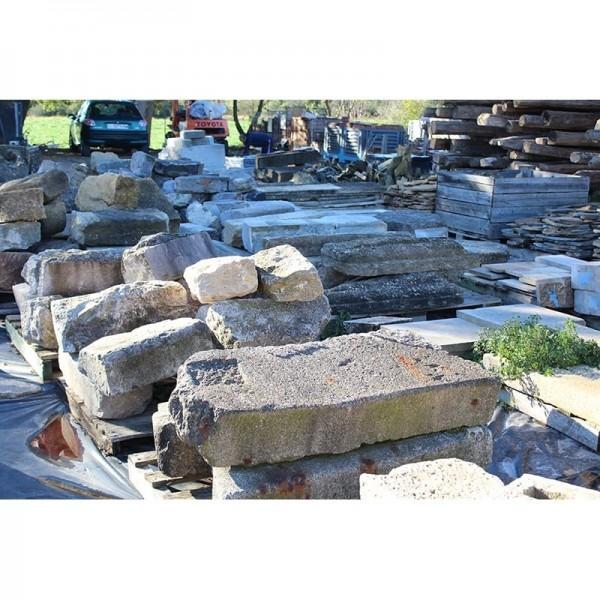 Piedra de derribo para pilares