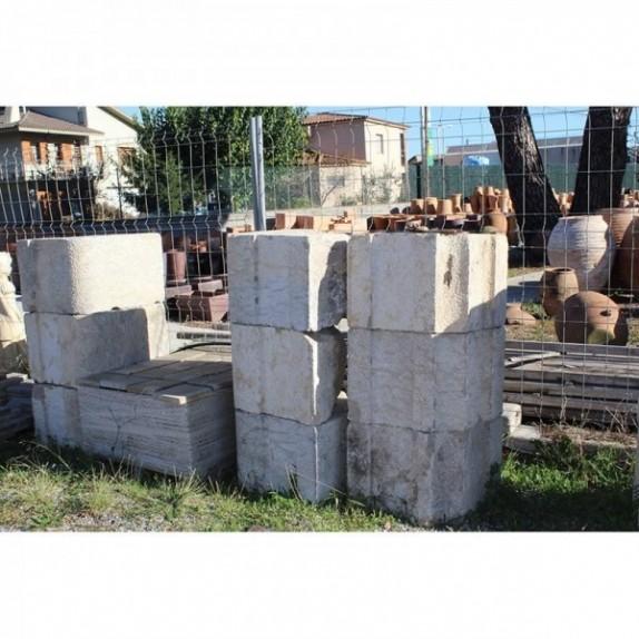 Piedra para hacer pilares de recuperación