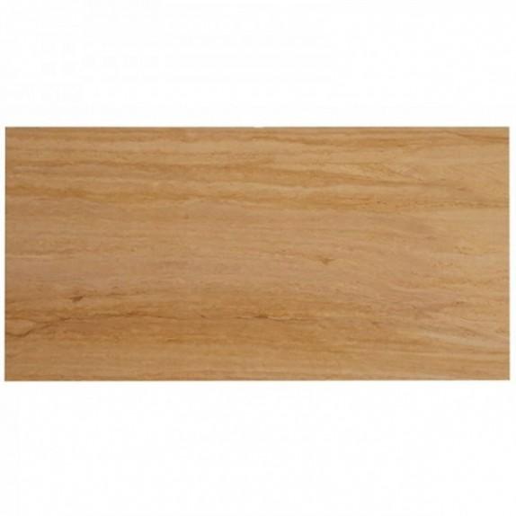 Baldosa de pizarra natural Teca de 30x60 cm