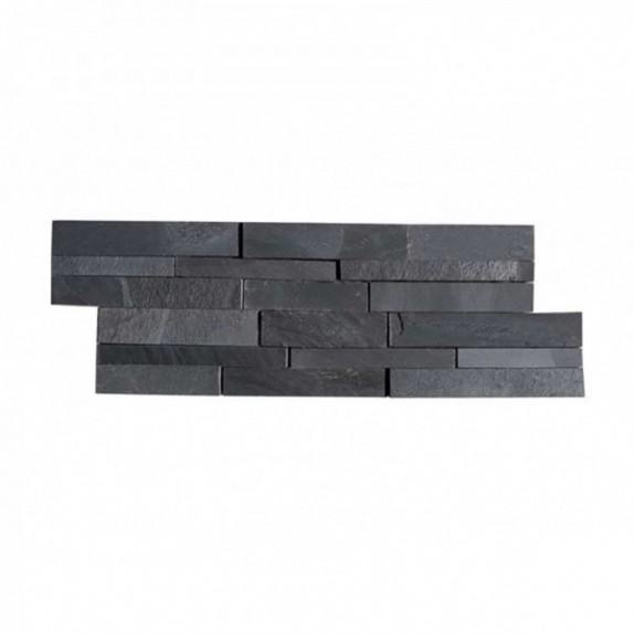 18x50 cm Negro