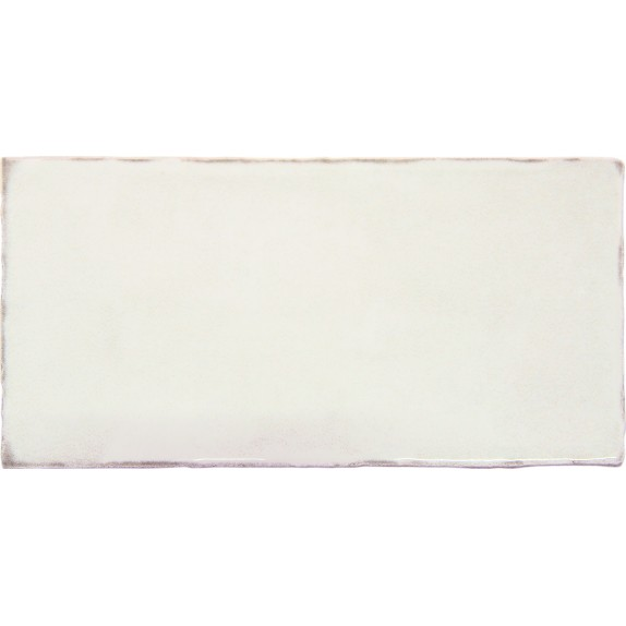 Base tradition 7,5x15 cm lisa color blanco