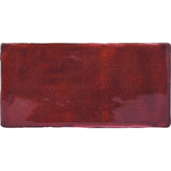 Base tradition 7,5x15 cm lisa color granate