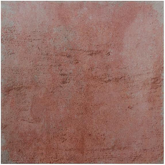Base barro gres porcelánico bicocción 20x20 cm