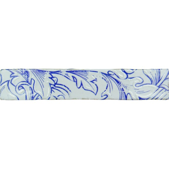 Provence Decor blanco 5x25 cm