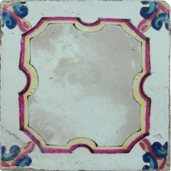 Decoradas antic 15x15 cm modelo 4