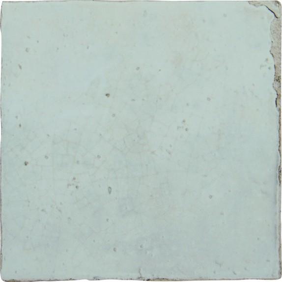 Base antic 15x15 cm lisa color blanco