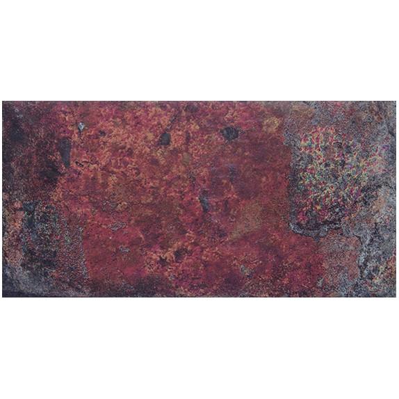 Urban red en 10x20 cm