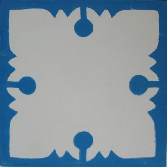 Baldosa hidráulica M-1109-A