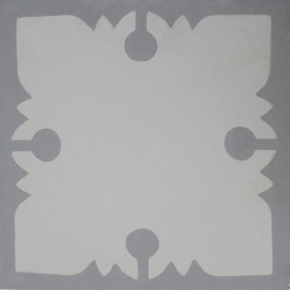 Baldosa hidráulica M-1109-B