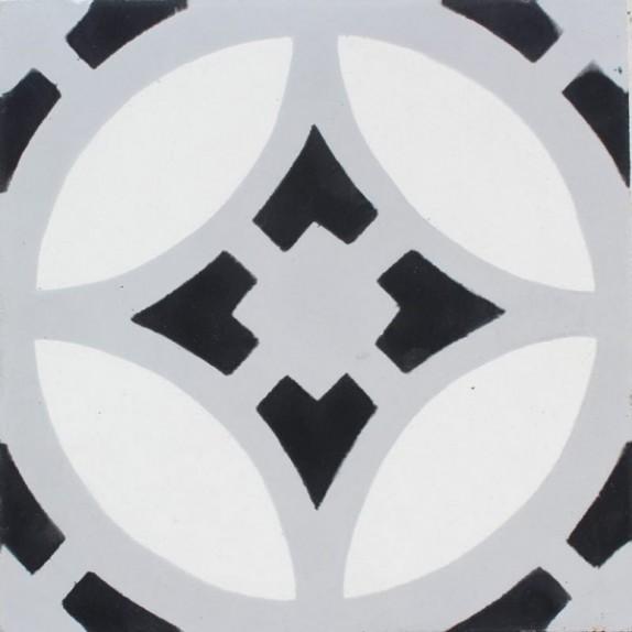Baldosa hidráulica M-1603-A