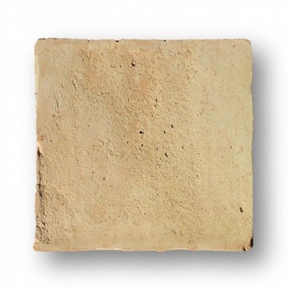 Tova de 19x19x2,2 cm manual amarillo